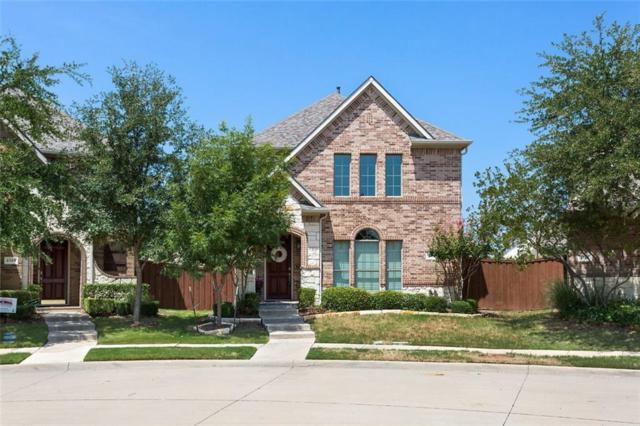 4371 Kestrel Way, Carrollton, TX 75010 (MLS #13915226) :: Team Hodnett