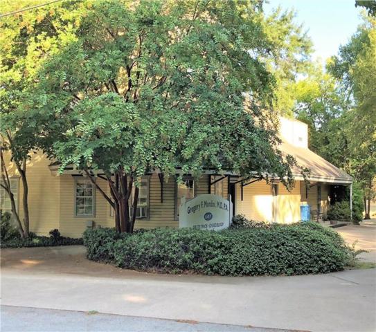 607 E Clinton Avenue, Athens, TX 75751 (MLS #13915259) :: Team Hodnett