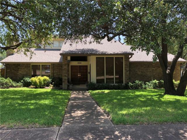 1000 Crestview Drive, Richardson, TX 75080 (MLS #13915302) :: Hargrove Realty Group