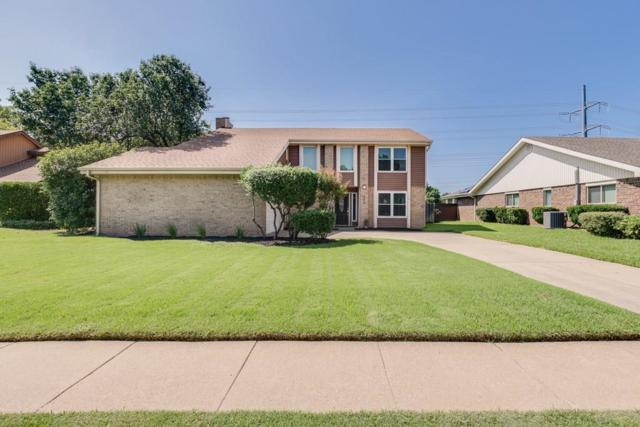 208 Laurel Lane, Euless, TX 76039 (MLS #13915303) :: Team Hodnett
