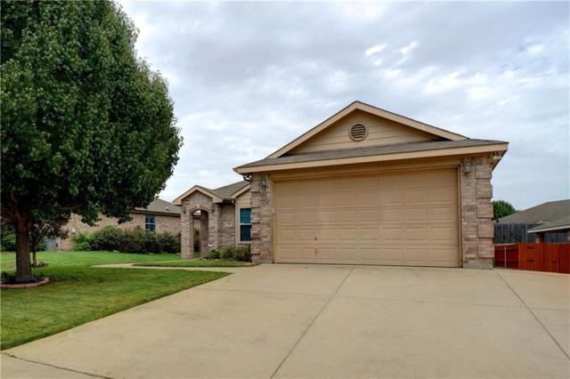7209 Hogan Drive, Benbrook, TX 76126 (MLS #13915306) :: Team Hodnett