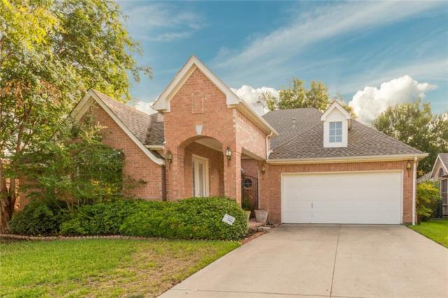 516 Arcadia Drive, Keller, TX 76248 (MLS #13915307) :: The Hornburg Real Estate Group