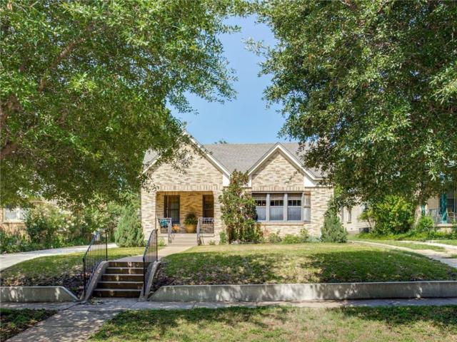 2308 Tremont Avenue, Fort Worth, TX 76107 (MLS #13915348) :: Team Hodnett