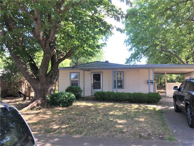 1413 Grady Lee Street, Fort Worth, TX 76134 (MLS #13915352) :: Team Hodnett