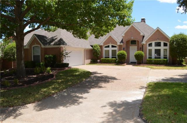 2649 Fairway Ridge Drive, Mckinney, TX 75072 (MLS #13915356) :: Kimberly Davis & Associates