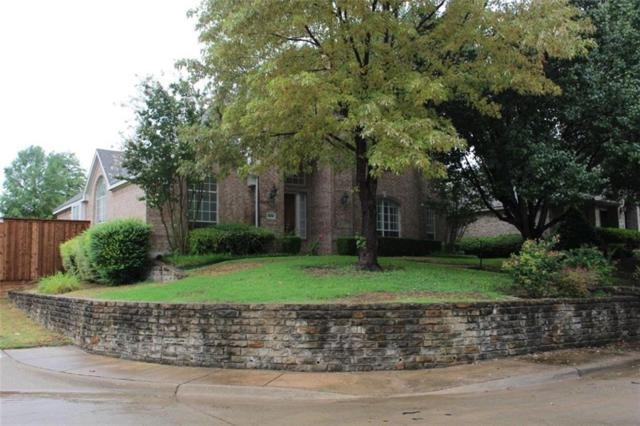 1403 Greenbriar Drive, Allen, TX 75013 (MLS #13915368) :: RE/MAX Performance Group