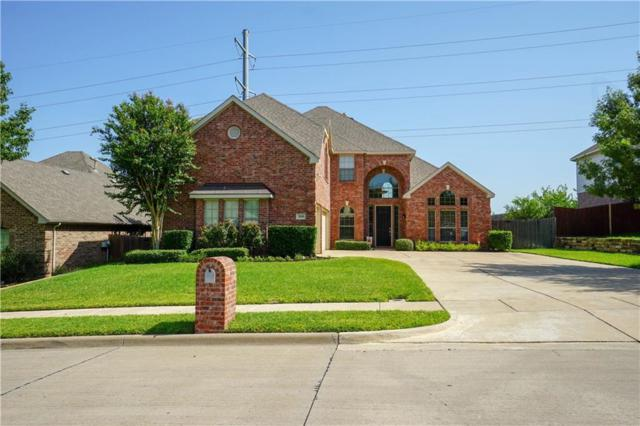 209 Flanigan Hill Drive, Keller, TX 76248 (MLS #13915381) :: The Chad Smith Team