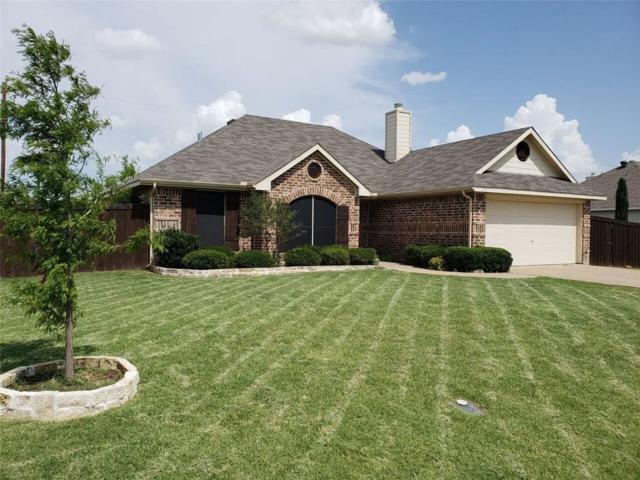 109 Price Circle, Hackberry, TX 75034 (MLS #13915413) :: RE/MAX Performance Group