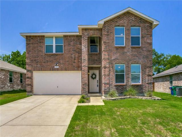 1305 Willow Tree Drive, Mckinney, TX 75071 (MLS #13915421) :: RE/MAX Performance Group