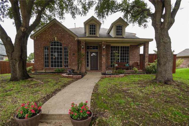 3716 Juniper Circle, The Colony, TX 75056 (MLS #13915435) :: Team Hodnett