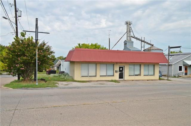 214 S Main Street, Farmersville, TX 75442 (MLS #13915446) :: Hargrove Realty Group