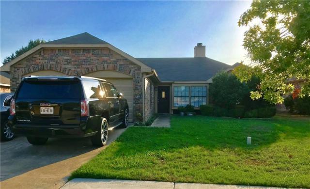4702 Waxwing Drive, Arlington, TX 76018 (MLS #13915464) :: Team Hodnett