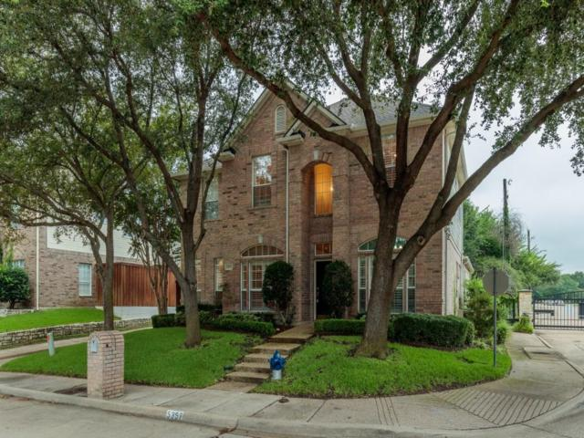 5357 Gatesworth Lane, Dallas, TX 75287 (MLS #13915492) :: Hargrove Realty Group