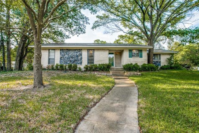 1900 Greenbriar Court, Plano, TX 75074 (MLS #13915519) :: Van Poole Properties Group