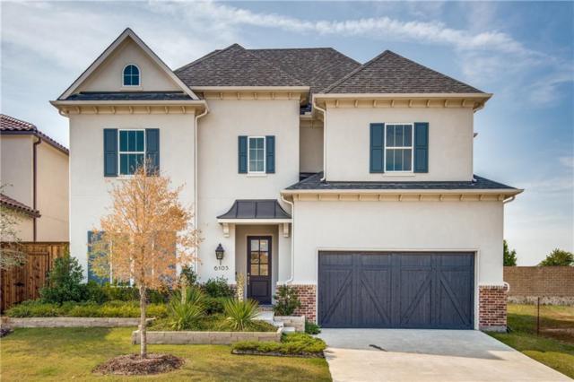 6105 Norwood Drive, Frisco, TX 75034 (MLS #13915547) :: Team Hodnett