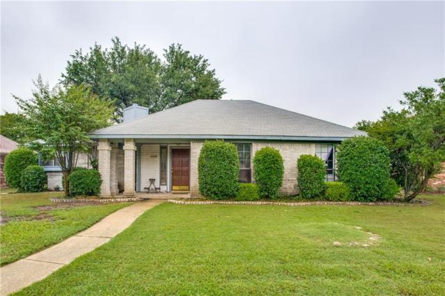 1550 Autumn Breeze Lane, Lewisville, TX 75077 (MLS #13915560) :: The Rhodes Team