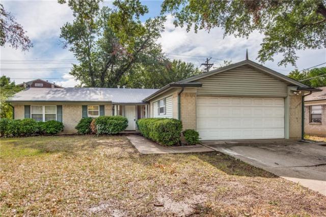 2405 Harvard Street N, Irving, TX 75062 (MLS #13915605) :: Van Poole Properties Group
