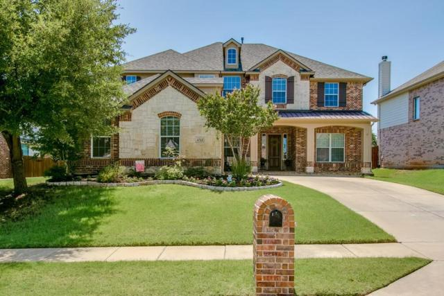 4713 Christopher Court, Flower Mound, TX 75022 (MLS #13915635) :: Hargrove Realty Group