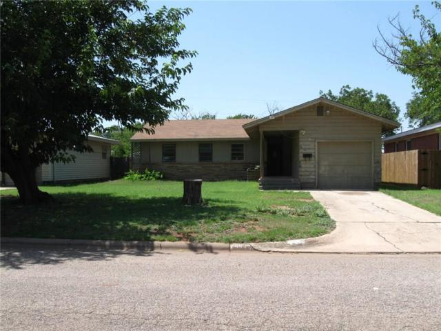 234 Hawthorne Street, Abilene, TX 79605 (MLS #13915688) :: RE/MAX Town & Country