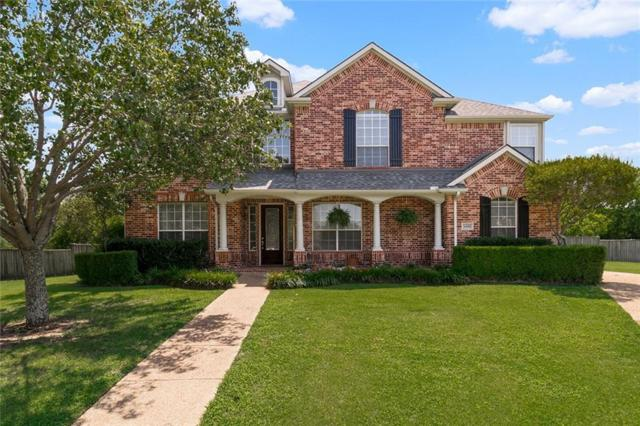 1601 Turnberry Court, Allen, TX 75002 (MLS #13915742) :: RE/MAX Performance Group