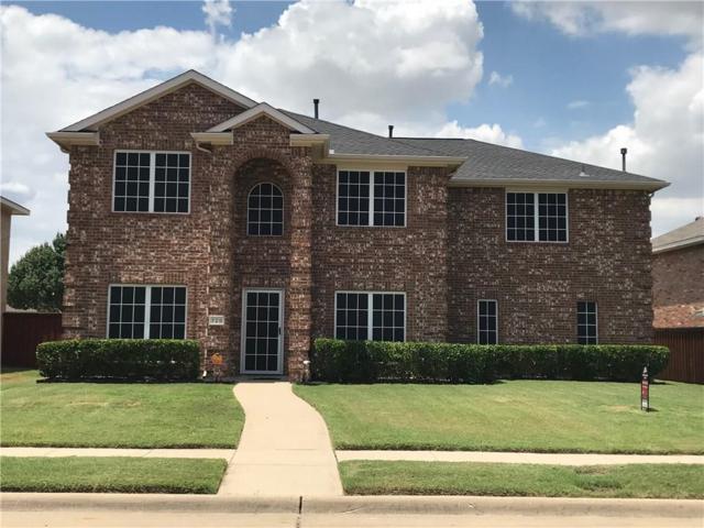 728 Summerfield Drive, Allen, TX 75002 (MLS #13915789) :: Hargrove Realty Group