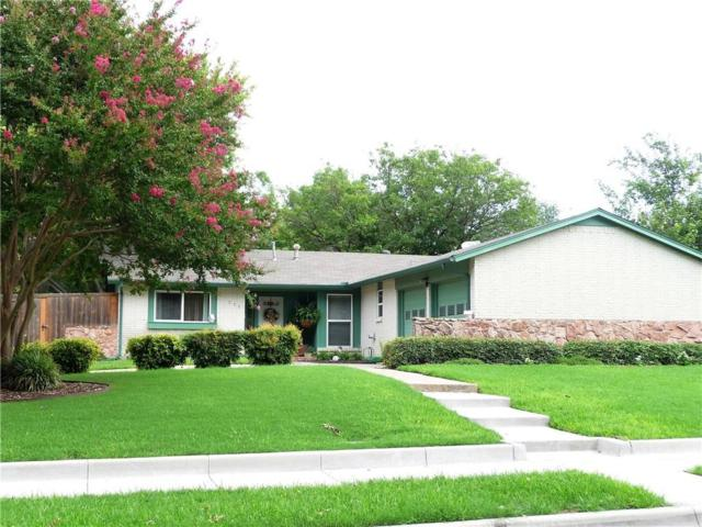 722 Brentwood Lane, Richardson, TX 75080 (MLS #13915804) :: Hargrove Realty Group