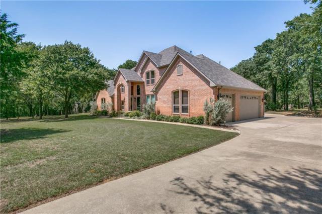 770 Emerald Sound Boulevard, Oak Point, TX 75068 (MLS #13915805) :: The Hornburg Real Estate Group