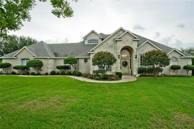 2100 Bear Springs Drive, Haslet, TX 76052 (MLS #13915817) :: The Real Estate Station