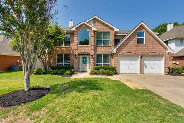 2104 S Winding Creek Drive, Grapevine, TX 76051 (MLS #13915827) :: The Rhodes Team