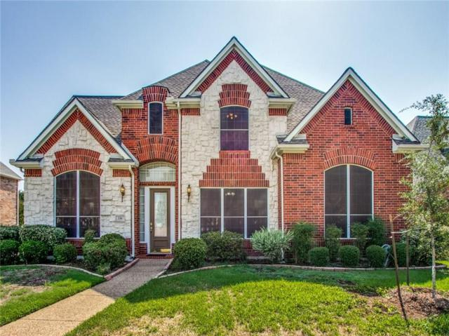 236 Bricknell Lane, Coppell, TX 75019 (MLS #13915845) :: Hargrove Realty Group