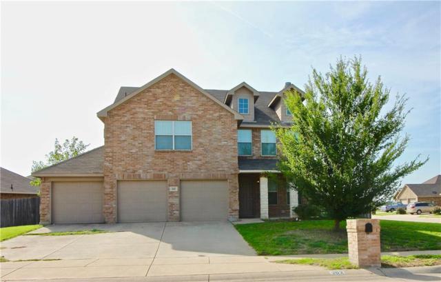 202 Stable Drive, Waxahachie, TX 75165 (MLS #13915852) :: Baldree Home Team