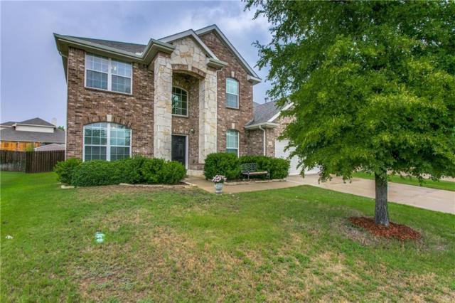 4033 Dellman Drive, Fort Worth, TX 76262 (MLS #13915854) :: The Chad Smith Team