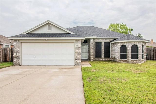 306 Willow Creek Drive, Weatherford, TX 76085 (MLS #13915874) :: The Chad Smith Team