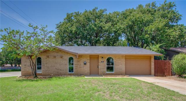 102 Firewood Place, Lewisville, TX 75067 (MLS #13915891) :: Frankie Arthur Real Estate