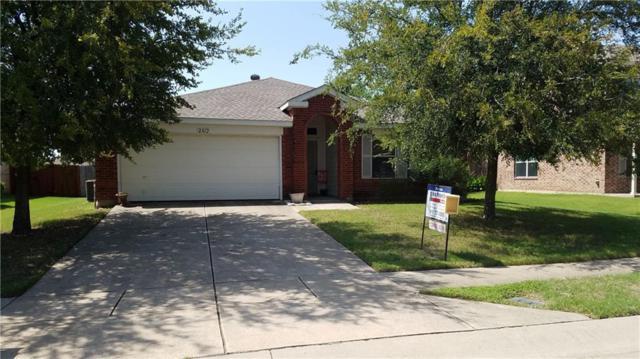 2012 Dove Crossing, Melissa, TX 75454 (MLS #13915899) :: Van Poole Properties Group
