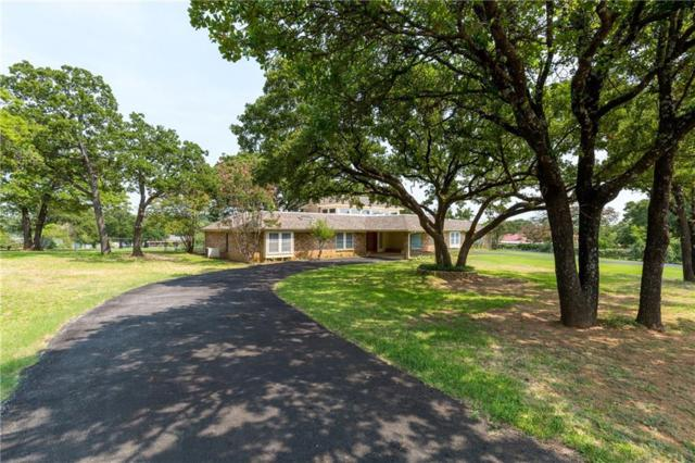 565 Hoover Road, Burleson, TX 76028 (MLS #13915903) :: RE/MAX Town & Country