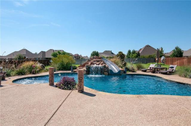 1241 Bluff Springs Drive, Fort Worth, TX 76052 (MLS #13915950) :: The Real Estate Station