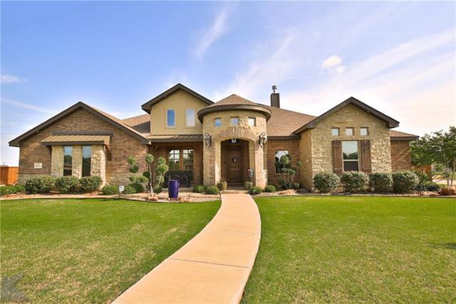 202 Periwinkle Trail, Abilene, TX 79602 (MLS #13915972) :: RE/MAX Town & Country