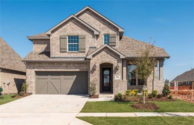 837 Underwood Lane, Celina, TX 75009 (MLS #13915978) :: Team Hodnett