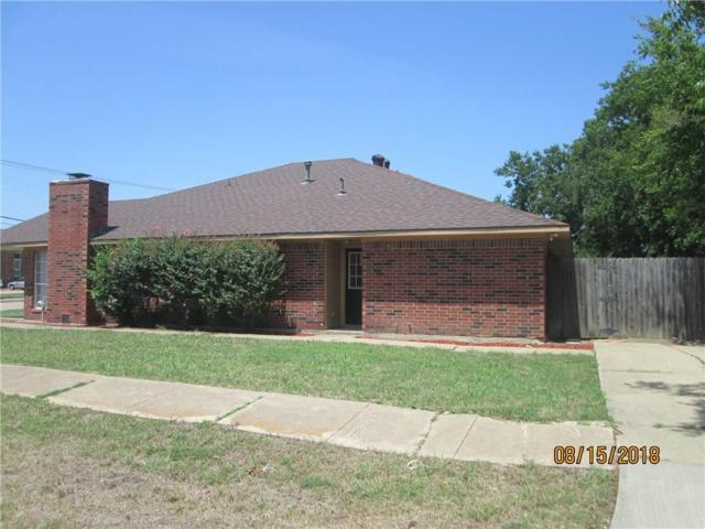 805 A S Birmingham A, Wylie, TX 75098 (MLS #13916013) :: Hargrove Realty Group