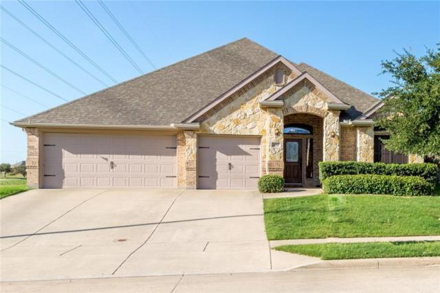 14953 Seventeen Lakes Boulevard, Fort Worth, TX 76262 (MLS #13916030) :: RE/MAX Landmark
