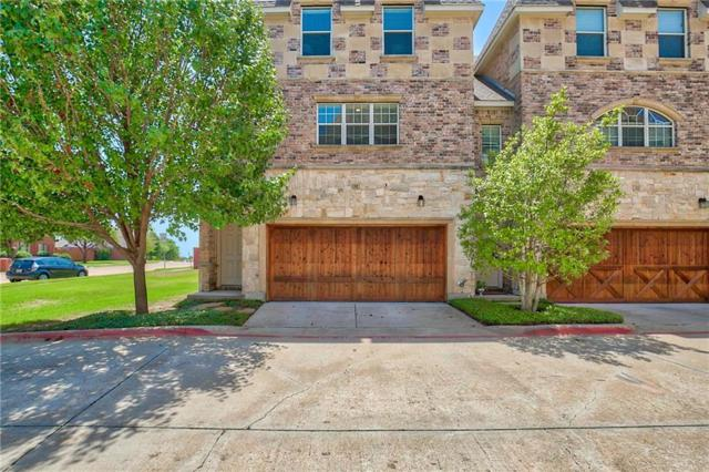 2700 Club Ridge Drive #32, Lewisville, TX 75067 (MLS #13916065) :: Frankie Arthur Real Estate