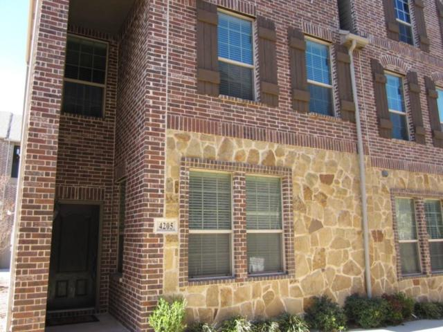 4205 Riverview Drive B6, Carrollton, TX 75010 (MLS #13916228) :: Hargrove Realty Group