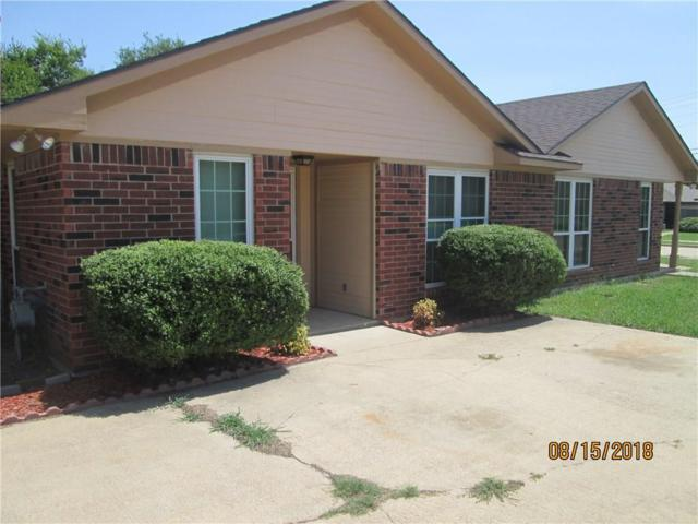 805 S Birmingham Street, Wylie, TX 75098 (MLS #13916237) :: Hargrove Realty Group
