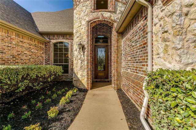 691 Prairie Timber Road, Burleson, TX 76028 (MLS #13916254) :: The Hornburg Real Estate Group
