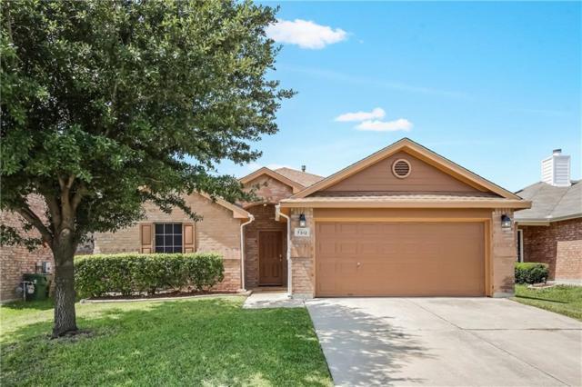 7312 Paleon Drive, Arlington, TX 76002 (MLS #13916286) :: The Hornburg Real Estate Group