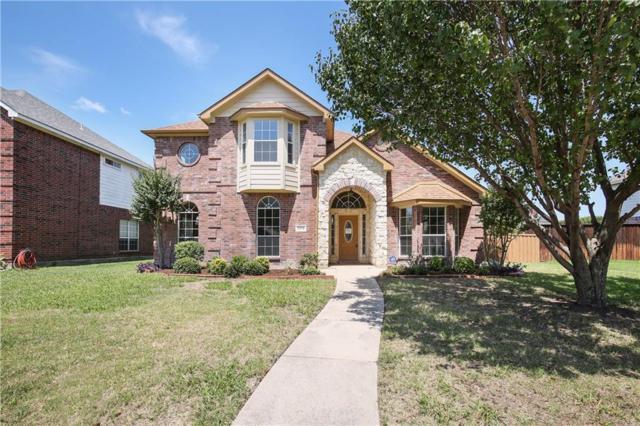 509 Buffalo Creek Drive, Desoto, TX 75115 (MLS #13916289) :: Team Hodnett