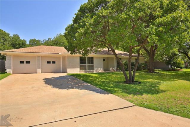 4014 S 20th Street, Abilene, TX 79605 (MLS #13916347) :: Frankie Arthur Real Estate