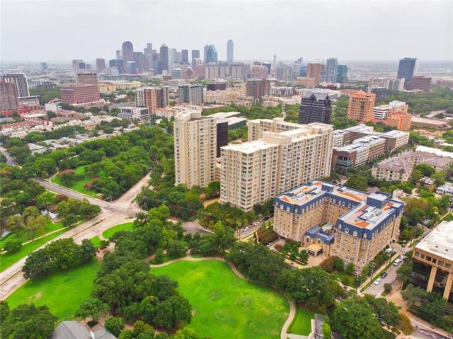 3225 Turtle Creek Boulevard #301, Dallas, TX 75219 (MLS #13916356) :: Team Hodnett