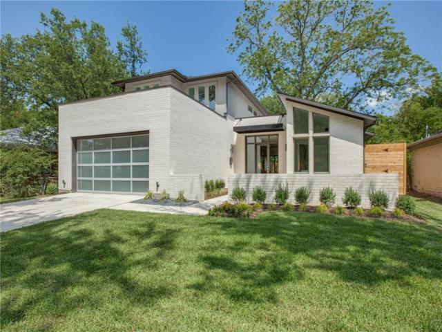 9846 Mixon Drive, Dallas, TX 75220 (MLS #13916442) :: The Hornburg Real Estate Group
